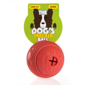 Dog Treat Ball Dispenser