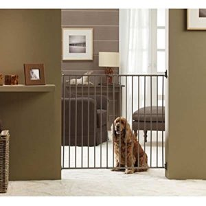 Indoor dog gates