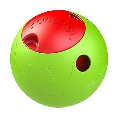 FOOBLER Electronic Dog Treat Dispenser Ball