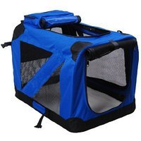 BunnyBusiness Portable Fabric Dog Travel Crates