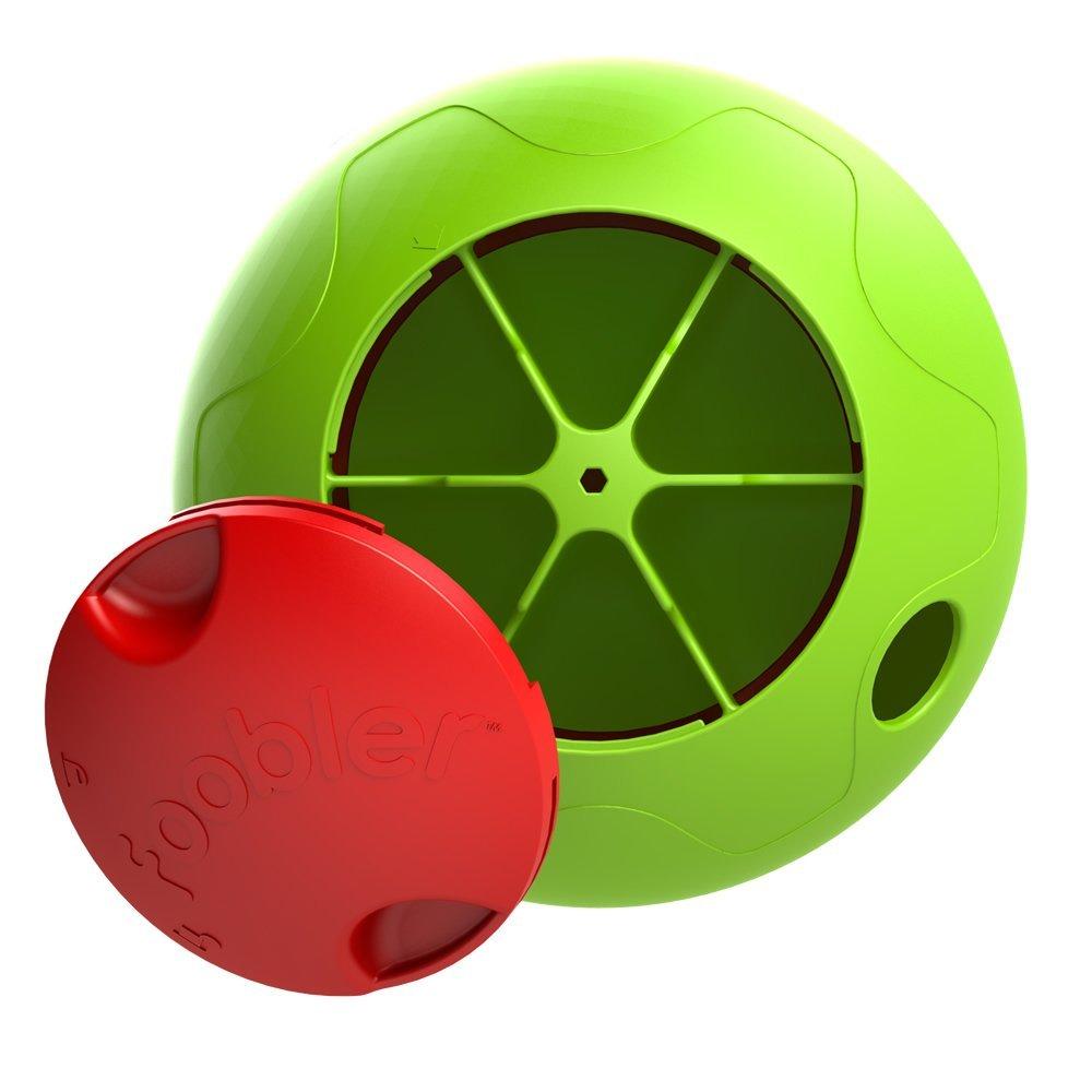 FOOBLER Electronic Dog Treat Dispenser Ball TREATS