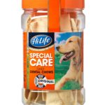 Pegetables Dog Treat Reviews - Rawhide Alternatives 1