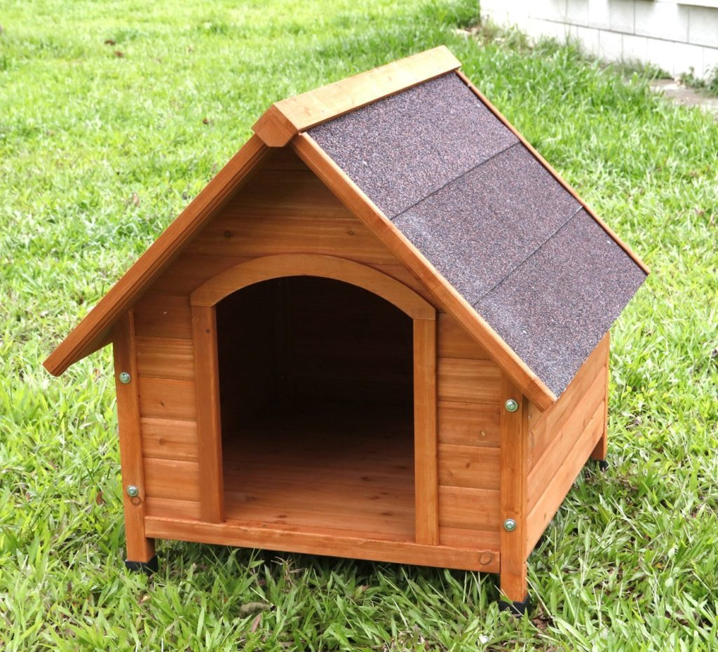 CaptainA Pet Frame Dog House