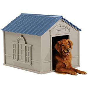 Top 5 Best Outdoor Dog House Reviews - Dog Houses for Your Garden 4