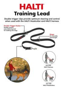 Halti Training Lead Instructions
