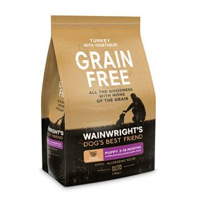 Wainwrights best and cheapest Grain Free Dog Food