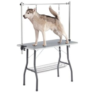 Best Portable and Professional Grooming Table Thats Perfect For Your Dog 2019 17