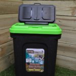 king fisher dog food storage container
