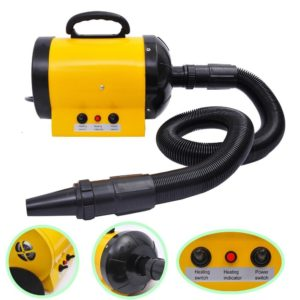 HIGH VELOCITY best DOG GROOMING HAIR DRYER