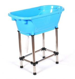 pedigroom plastic grooming dog bath