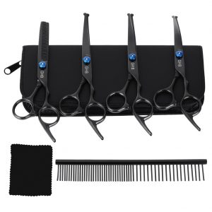 Best Silent Dog Clippers and Grooming Scissors - Reduce Dog Anxiety TODAY!