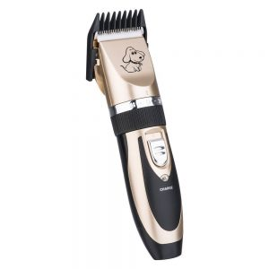 Best Silent Dog Clippers and Grooming Scissors 2019 - Reduce Dog Anxiety TODAY! 4