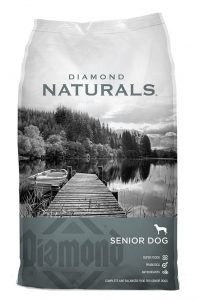 best senior dog food - Diamond Naturals