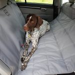 Best Dog Rear Car Seat Covers and Dog Car Hammocks 3