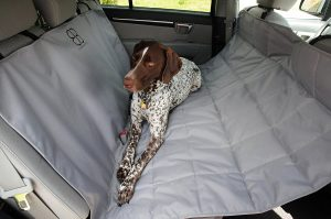 BEST DOG REAR CAR SEAT COVERS