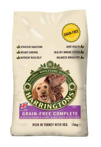 Top 7 Best Grain Free Dog Food 2019 For a Healthier Dog 3