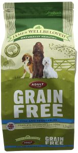 Top 7 Best Grain Free Dog Food 2019 For a Healthier Dog 2