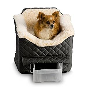 Best 5 Small Dog Booster Seat – Allow Your Dog to Ride Comfortably 1