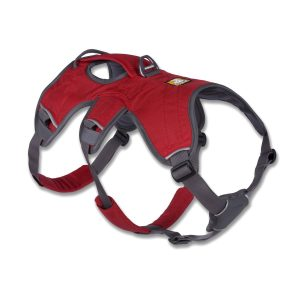 best dog harnesses for running Ruffgear Web Master