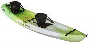 OCean Malibu Best Dog Kayaks