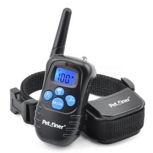 best dog shock collars - petrainer