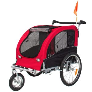 best choice best dog bike trailer