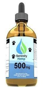 CBD OIL FOR DOGS UK - SERENITY HEMP