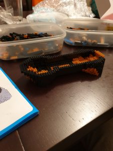 Build Your Own Mini Dachshund with this Mini Lego Set 7