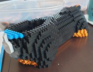 Build Your Own Mini Dachshund with this Mini Lego Set 8