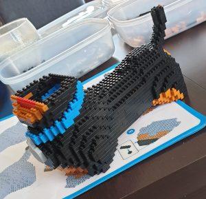 Build Your Own Mini Dachshund with this Mini Lego Set 10