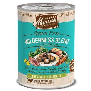 Healthy Dogs Need Merrick Grain Free Dog Food
