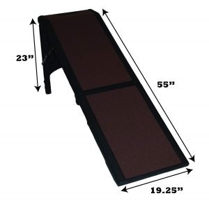 Pet Gear Free Standing Ramp for Dogs