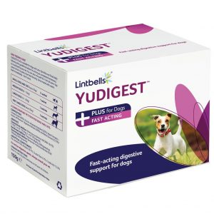 YuDigest Plus Probiotics Lintbells Dog Supplements