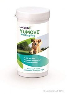 Lintbells Dog Supplements YuMove Working Dog