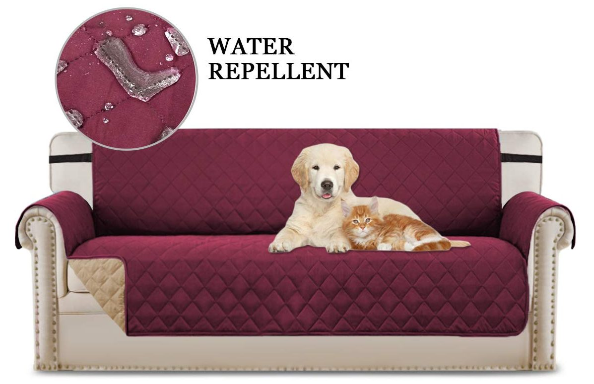 Astonishing Review Of 5 Best Waterproof Dog Furniture Covers 2019 Interior Design Ideas Inamawefileorg