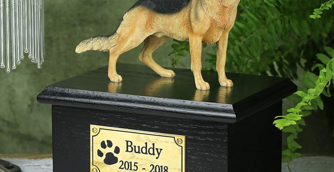 Remember your Dog with the Top 9 Memorial Urns for Dog Ashes 11