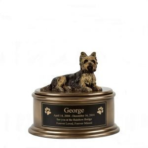 Remember your Dog with the Top 9 Memorial Urns for Dog Ashes 3