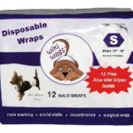 5 Amazing Dog Diapers Guide: Support Your Dogs Urinary Problems 5