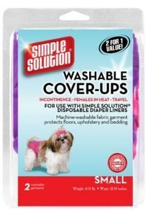 DOG DIAPERS SIMPLE SOLUTION