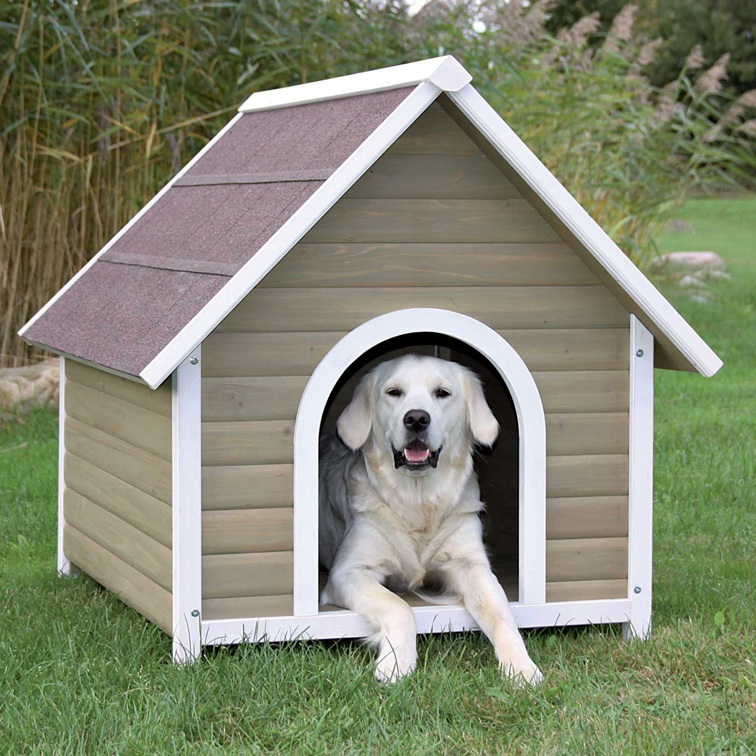 Top 5 Best Outdoor Dog House Reviews Dog Houses For Your Garden