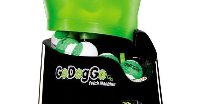 Automatic Dog Fetch Machine Review: Go Dog Go Fetch Machine 29