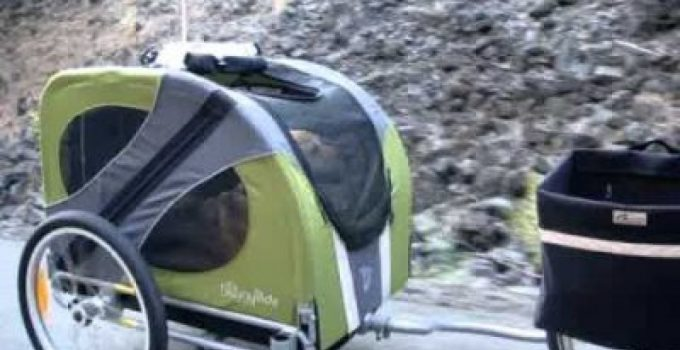 Best Dog Bike Trailer for Biking Safely With Your Dog 35