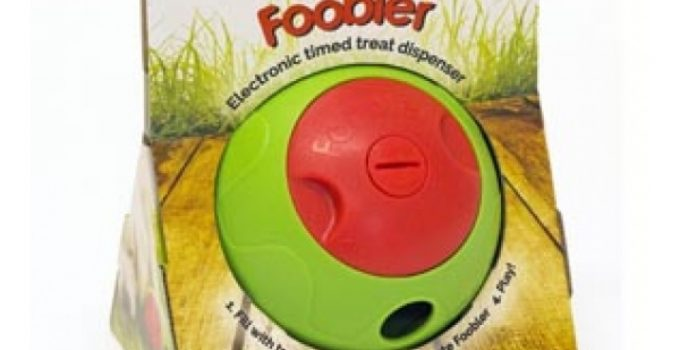FOOBLER Amazing Dog Treat Ball for 2019 18