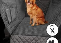 8 of the Best Dog Rear Car Seat Covers and Dog Car Hammocks 6