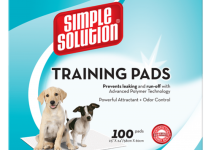 Buyers Guide Simple Solution Dog Training Pads 2020