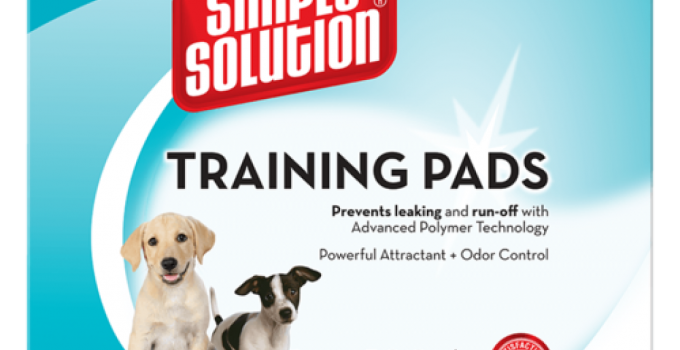 Buyers Guide Simple Solution Dog Training Pads