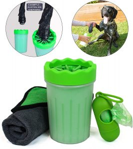 Best Portable Paw Cleaners and Accessories for Super Clean Paws