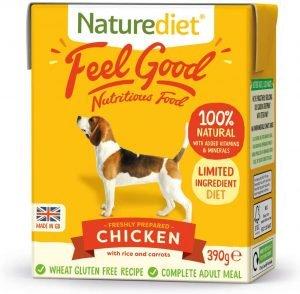 naturediet wet dog food