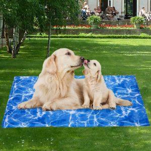 PET GEL SELF COOLING DOG MAT