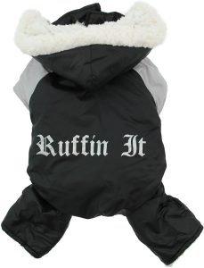 Ruffin It Full Body Dog Coat